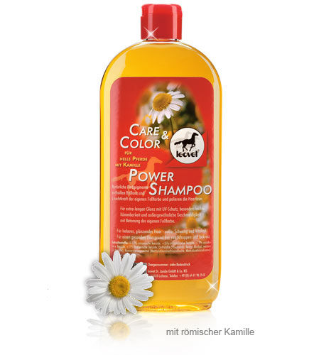 Leovet Power Shampoo & Power Striegel Kamille